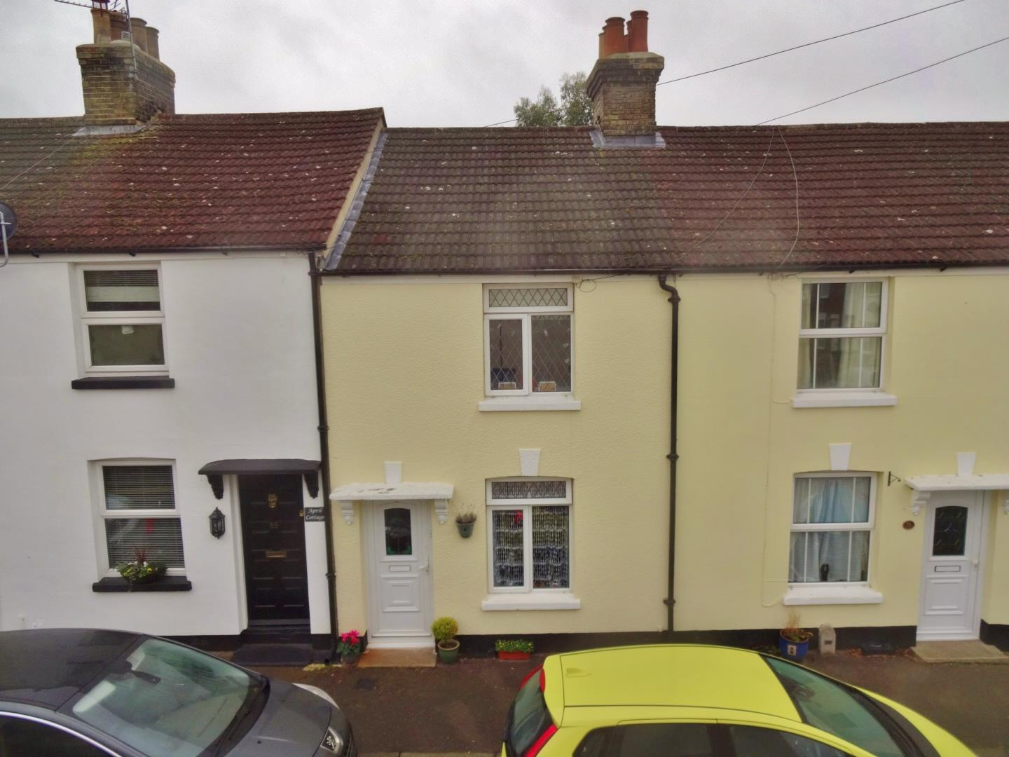 2 Bedrooms Terraced House for sale in Cork Street, Eccles